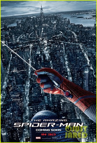 Andrew Garfield: 'Amazing Spider-Man' Four 分钟 Preview!