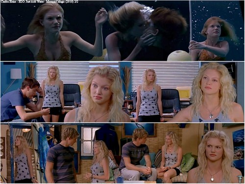 Cariba Heine ''Rikki'' 3x14 Mermaid Magic