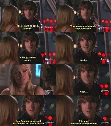 Casey and Cappie <3