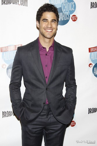 Darren Criss At The Broadway.com Audience Choice Awards