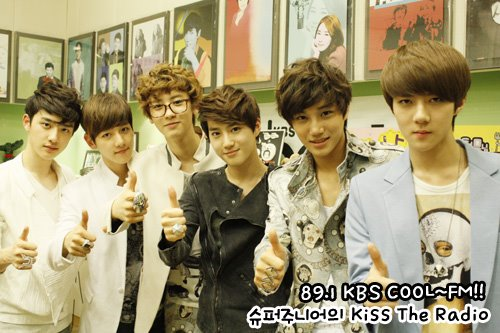 EXO-K KISS The Radio