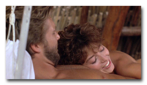 "Rachel Ward in ""Against all odds"""