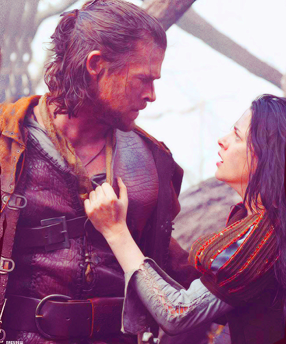 Snow White and Huntsman