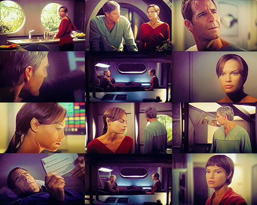 Archer and T'Pol - Our relationship has evolved over the years