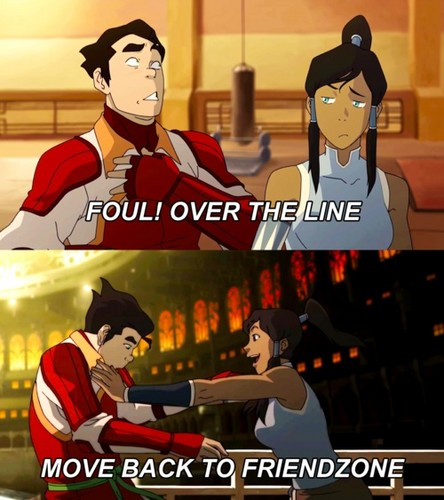 Friendzoned Bolin