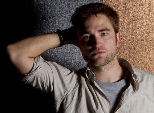 Rob Pattinson Cannes portraits