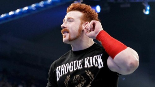WWE Smackdown Sheamus vs Swagger