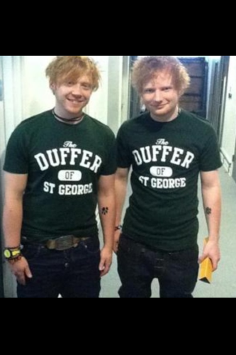 "ed and rupert ""the twins"""