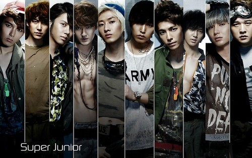 super junior ♥