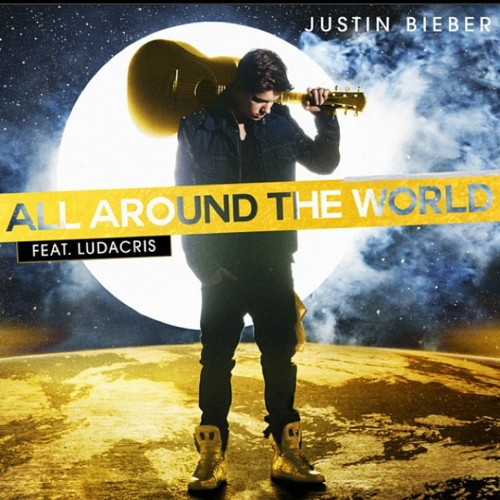 All Around The World Cover