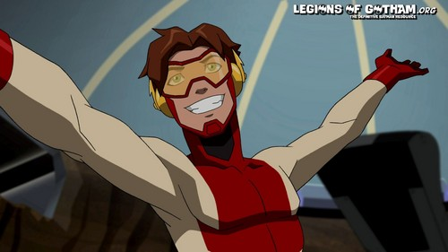 BART ALLEN!!! WALLY RETURNS!!!! YJI EPISODE SIX
