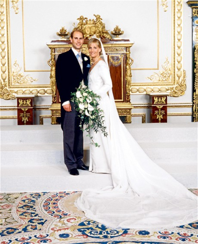 Countess Sophie and Prince Edward
