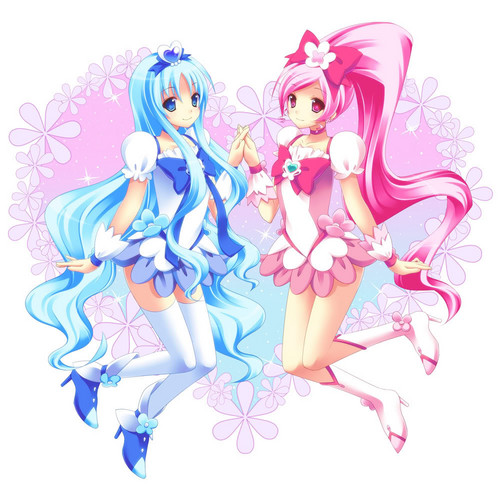 Cure Marine and Cure Blossom!