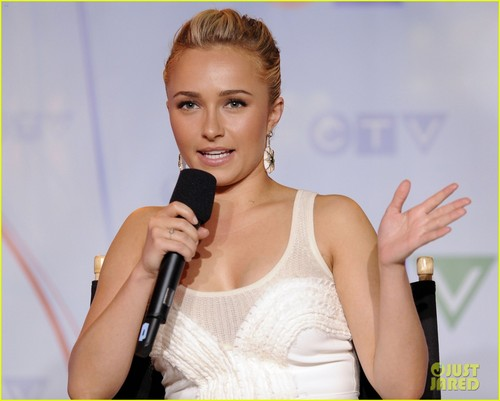Hayden Panettiere: 'I'd upendo to Play the Devil!'