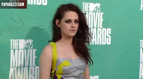 Kristen Stewart  - MTV Movie Awards 2012