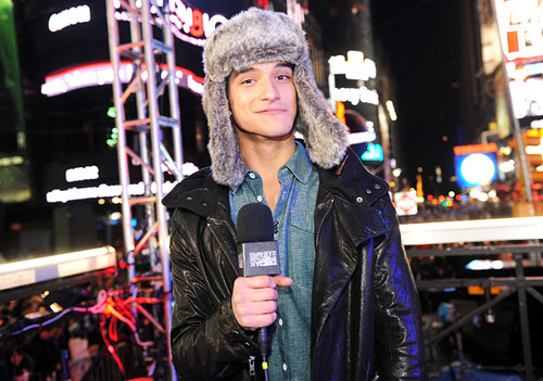 MTV's NYE in NYC Bash