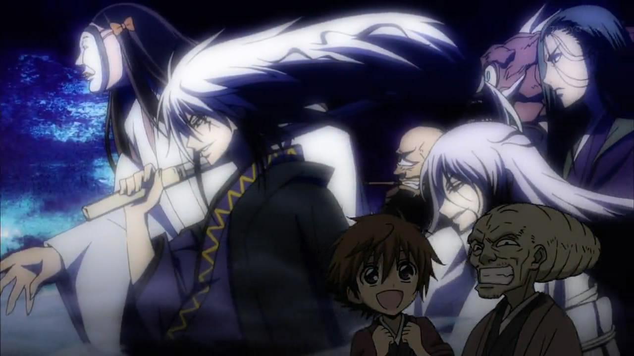 Nura Rise Of Yokai Clan Demon Capital Nura The Rise Of Yokai