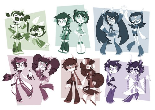 Vocaloid homestuck and other Homestuckly stuff.