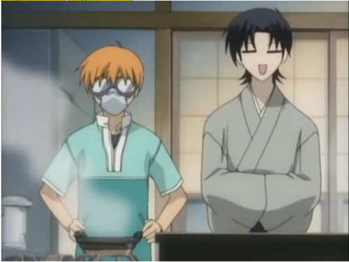 fruits basket~!
