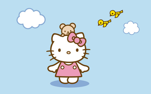 hello kitty cute