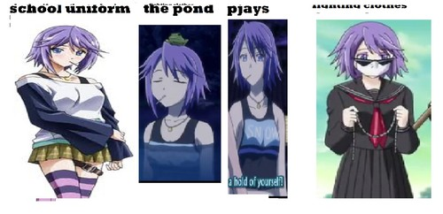 the proper mizore in..