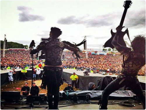 ★ Andy & Jinxx Download Festival 2012 ☆