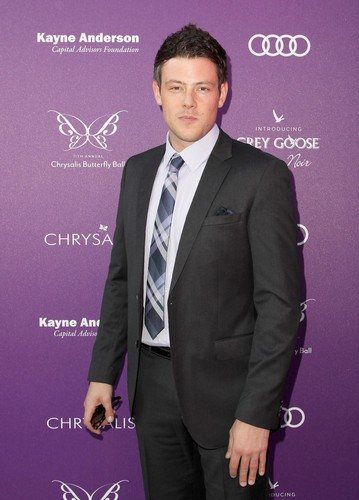 Cory & Lea At The 11th Annual Chrysalis rama-rama, taman rama-rama Ball