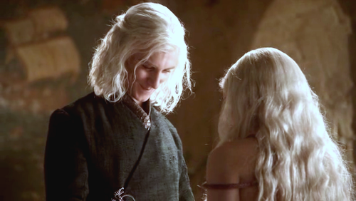Dany and Viserys