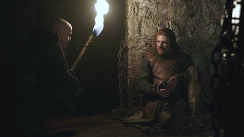 Ned and Varys