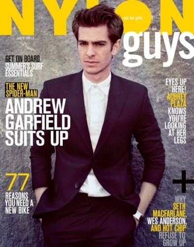 Nylon Guys Cover