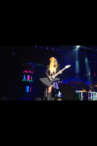 The Born This Way Ball Tour in Brisbane