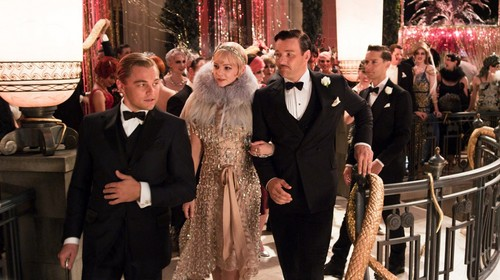 The Great Gatsby Production Stills