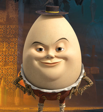Image result for Humpty Dumpty was an egg.