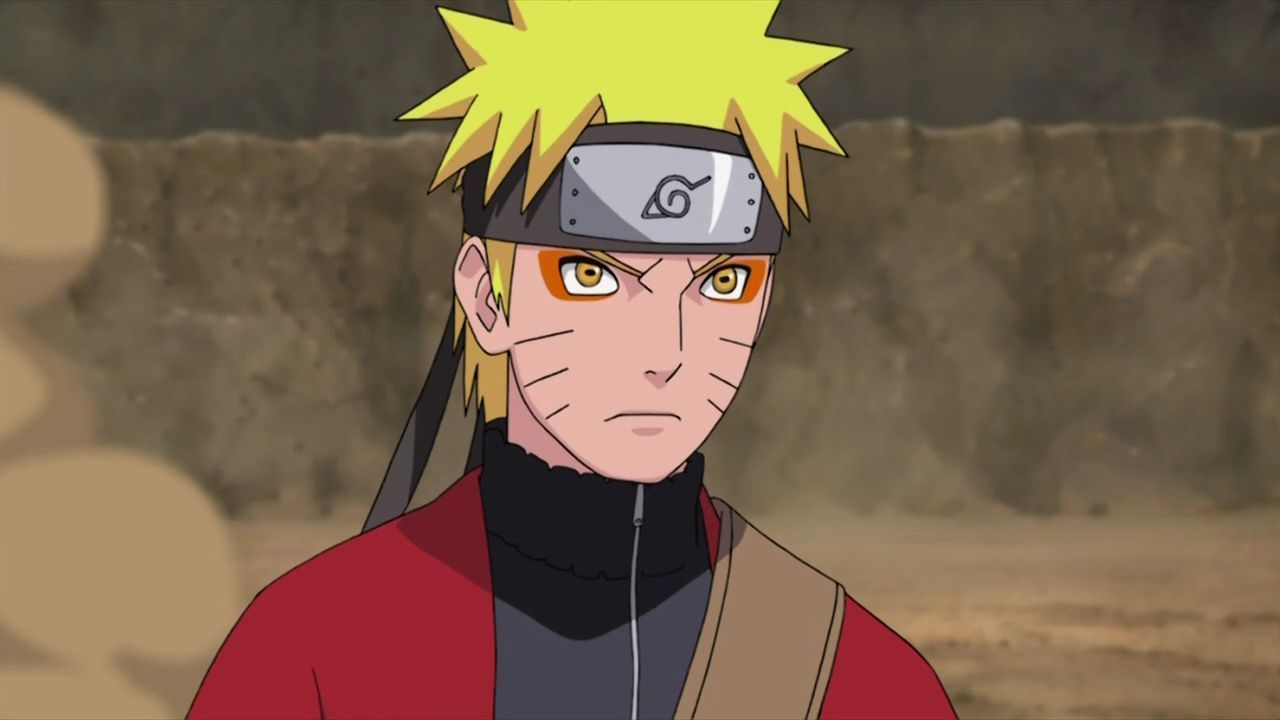 Naruto Sage Mode Zekrom676 Wallpaper 31191850 Fanpop