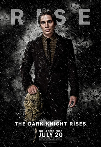 Dr.Jonathan Crane/Scarecrow In The Dark Knight Rises Posters