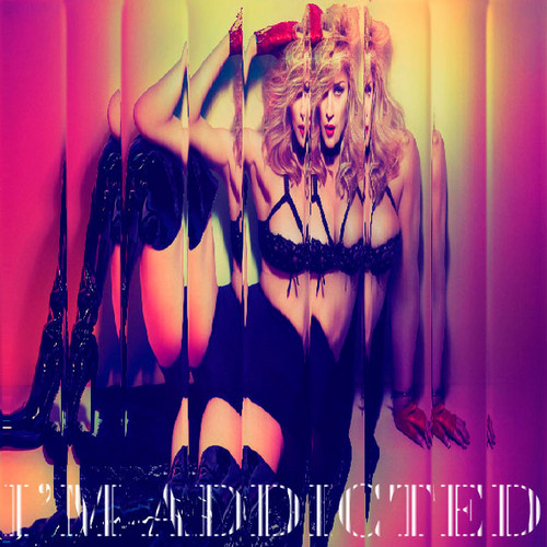 麦当娜 - I'm Addicted (CD Single) Fanmade