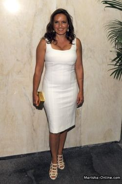 "Mariska @ A Special Screening Of ""To Rome With Love"""