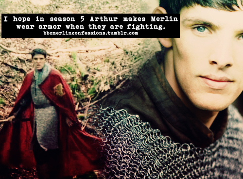 Merlin Confession
