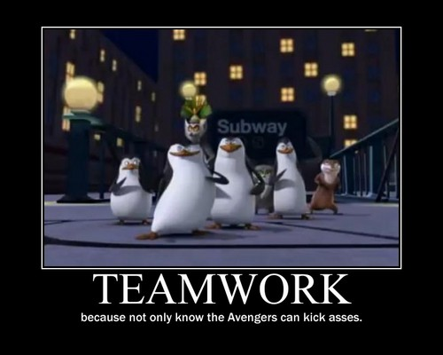 Teamwork motivational