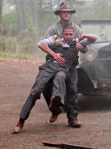 Tom Hardy - Lawless - Forrest Bondurant
