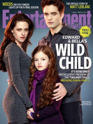 Twight Saga: Breaking Dawn Part II