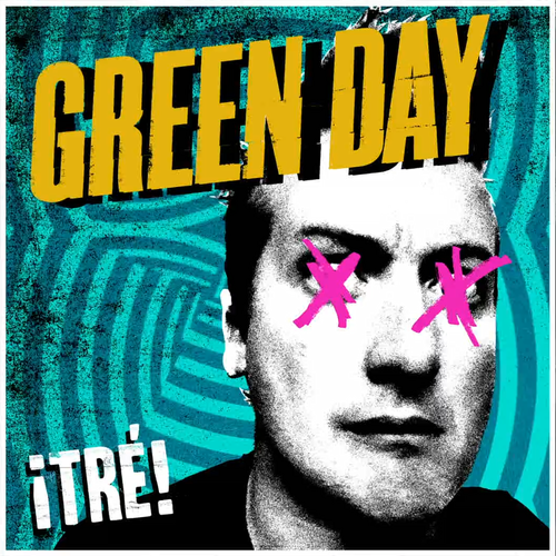 iTre! Album Cover Artwork (HQ)