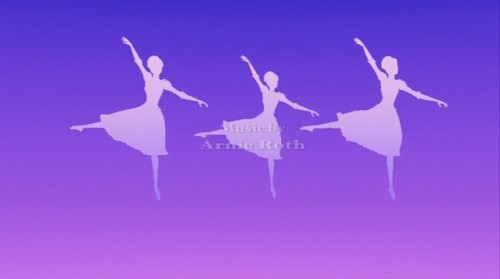 Amazing ballerinas