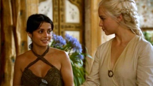 Dany and Irri
