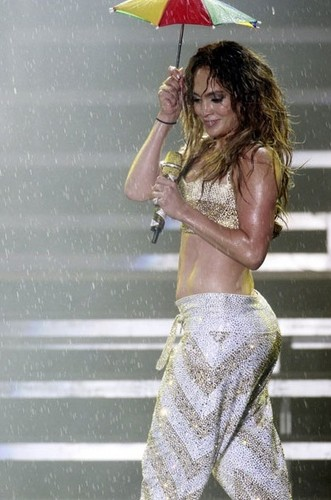 JLo Wraps Up Latin American Leg of World Tour