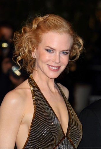 Nicole - Hemingway and Gellhorn premiere at Cannes