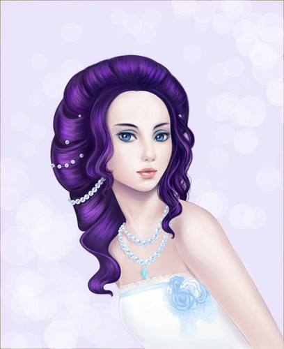 Rarity Humanized
