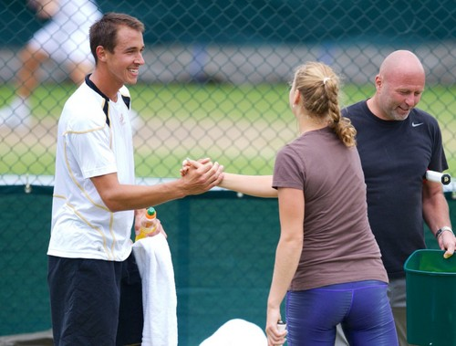 Rosol and Kvitova