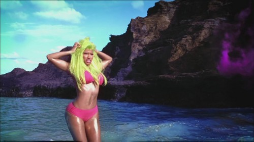 Starships [Music Video]