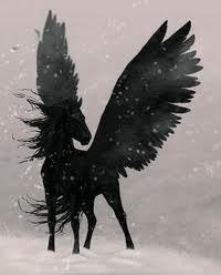 WORLD'S FAVORITE WINGED HORSE